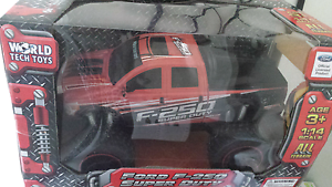 Monster truck- works with friction no need of batteries Southern River Gosnells Area Preview
