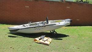 Hobie Mirage Sport Kayak Loftus Sutherland Area Preview