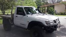 2000 Nissan Patrol Ute Canungra Ipswich South Preview