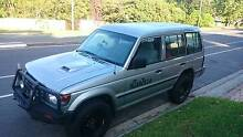 1996 Mitsubishi Pajero Turbo Diesel REGO + RWC Norman Park Brisbane South East Preview