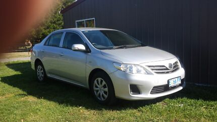 2013 toyota Corolla sedan auto St Leonards Launceston Area Preview