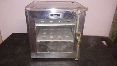 Boekel Desiccant Cabinet With 2 Shelves And 1 Tray Room For 3 Shelves