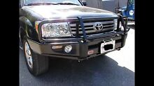Wtb steel bull bar to suit ifs 100series Landcruiser Riverstone Blacktown Area Preview