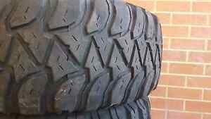 1x Mickey Thompson BAJA MTZ 265/70 17 with 30% tread left Cloverdale Belmont Area Preview