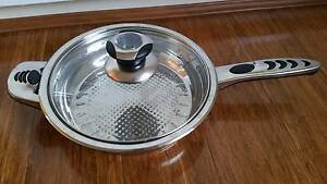 Stainless Steel Pan with lid Elwood Port Phillip Preview
