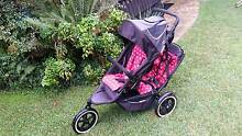 Phil & Teds Sports Double Pram + FREEBIES!!!FIRM ON PRICE Beecroft Hornsby Area Preview