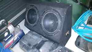 Subwoofer box 2 x 15 inch Australia Preview