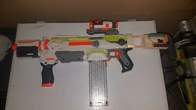 NERF MODULUS ECS-10 w/ Attachments