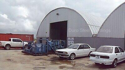 Durospan Steel 51x100x17 Metal Quonset Diy Arch Building Kit Factory Direct