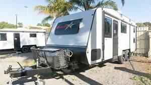 21ft GoldStar RV Liberty Tourer 2 Bunks, Solar Panels Dandenong South Greater Dandenong Preview
