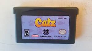 Catz - Game Boy Advance (Real Game Not A Fake) Toongabbie Parramatta Area Preview