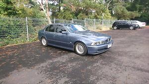 *MANUAL IMPORTED* 2001 BMW 520i Sedan Ringwood Maroondah Area Preview