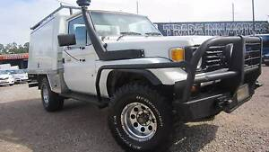 ***LANDCRUISER 4X4 UTE WITH EXTRAS*** Daisy Hill Logan Area Preview