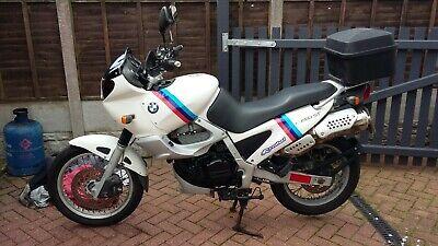BMW F650 STRADA  25000 MILES