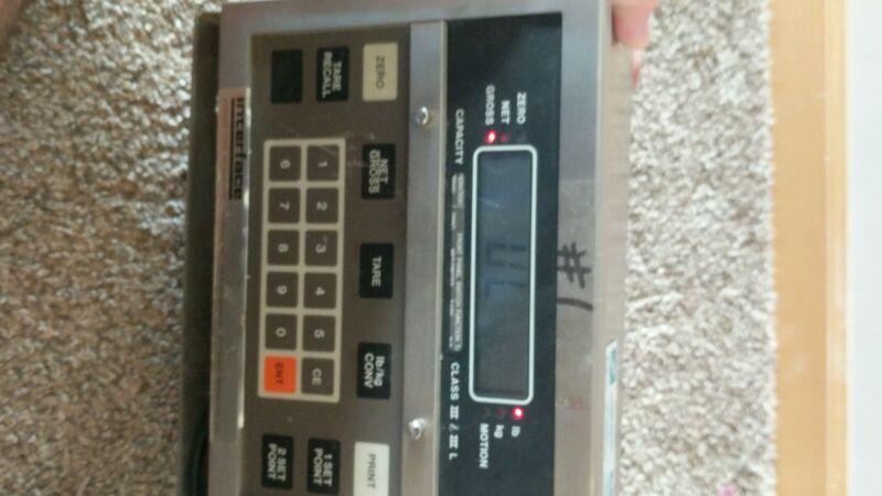 UMC600 weight indicator