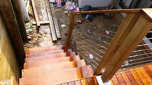 Decks,retaining walls, landscaping Warners Bay Lake Macquarie Area Preview