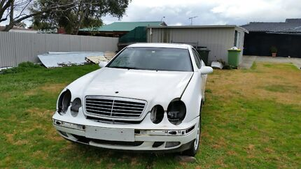 1997 Mercedes-Benz CLK320 Coupe Holbrook Greater Hume Area Preview