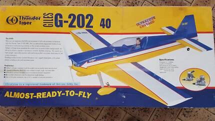 Thunder Tiger RC Plane