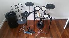 Yamaha DTX-700K Electronic Drum Kit Moorooka Brisbane South West Preview