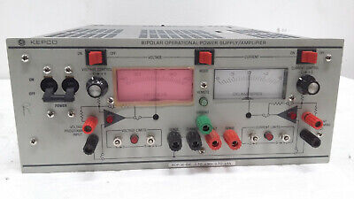 Kepco Bop 36-6m Bipolar Operational Power Supplyamplifier Dc Power Supply