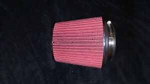 K&N Universal fit Cone type filter