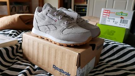 Reebok Infants Classic Kendrick Lamar kicks sneakers