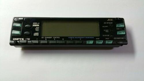 Vintage JVC Cassette Receiver KS-RT626 Car Radio Digifine FACEPLATE ONLY KSRT626