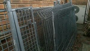 Galvanised Fence Panels- Fitzroy Yarra Area Preview