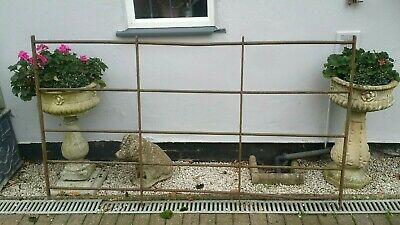 Antique Victorian Estate Iron Fencing Reclaimed Railings 32 Available
