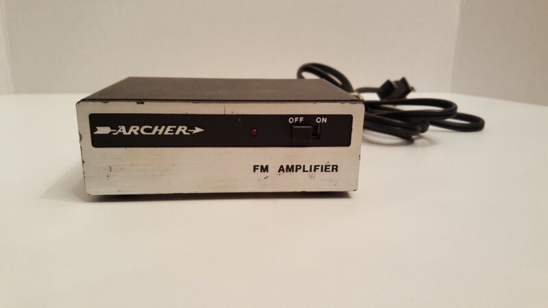 Archer 15-1122 Vintage FM Amplifier