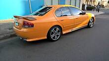 2008 Ford Falcon BF MK2 XR8, 6 Speed Auto, Octain in Colour Marrickville Marrickville Area Preview