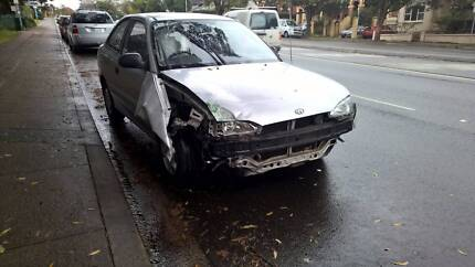 Hyundai Excel - only 117 000 kms Neutral Bay North Sydney Area Preview