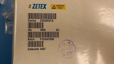 3000 Zv933v2ta Zetex Diode Varactor 12v 150q Sod-5230 0447 Dc