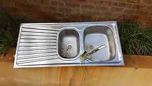 Kitchen Stainless Steel Sink Manning South Perth Area Preview