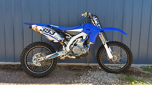 Yamaha yz450f Whyalla Whyalla Area Preview