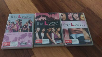 The L word complete seasons 2, 4 & 5 Wollongong 2500 Wollongong Area Preview