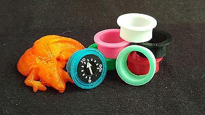 "3D Printed 1/2"" Potentiometer Bezel"