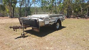 Camper trailer Ravenshoe Tablelands Preview