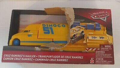 Disney Pixar Cars Cruz Ramirez's Hauler Playset