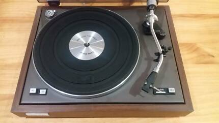 Linear Design LD-500 Turntable (JVC JL-A1)