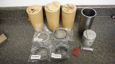 Farmall Sleeve Piston Kit. 100 130 140 200 230 240 Super C. C-123 Engine