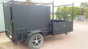 Multi purpose trailer. Lots of different uses.
