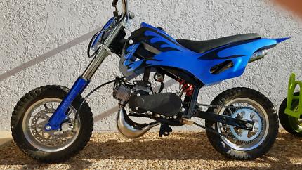 1x49cc quad bike, 1x49cc motor bike