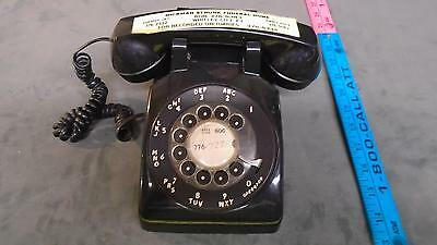 Black Color Vintage 1970's STYLE ROTARY Retro old fashioned Rotary Dial Home ...