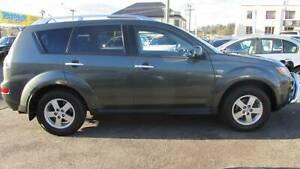 2009 MITSUBISHI OUTLANDER ACTIV 4CYL AUTO 4WD SUV South Launceston Launceston Area Preview