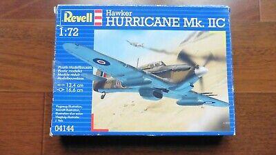 Revell 1/72 Hawker Hurricane Mk.IIC Sealed 04144