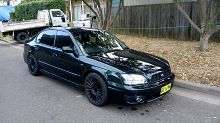 2001 Subaru Liberty Heritage