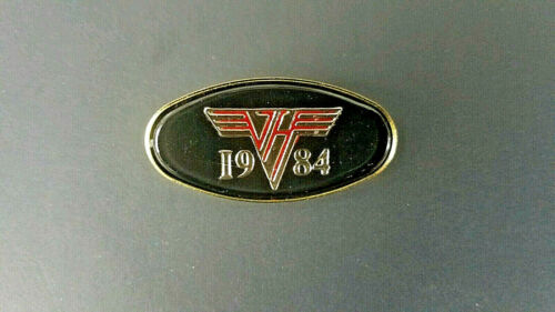 Van Halen VH Logo Lapel Pin Badge 80