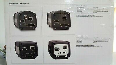 Flir Automation Science Infrared Camera A615 Lens