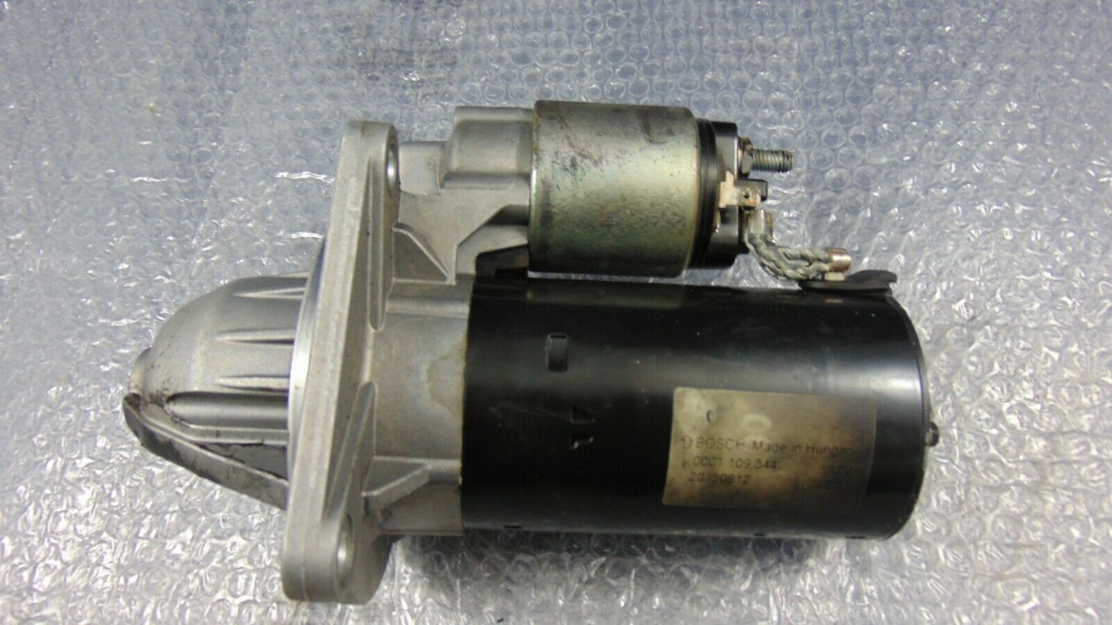 Starter Motor Bosch 0001109344 Iveco Daily II - Daily III